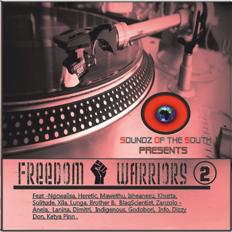 Soundz of the South - Freedom Warriors Vol. 2 - album art